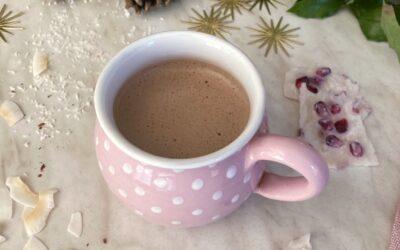 Horká čokoláda bez kakaa (AIP, paleo, vegan, cukrfree)