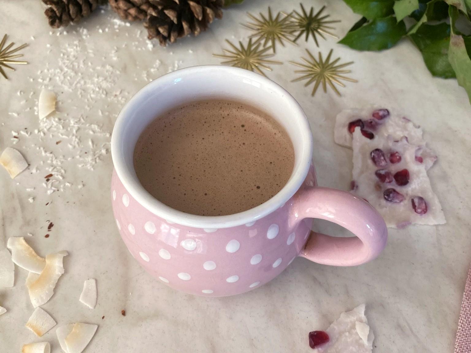 AIP horká čokoláda