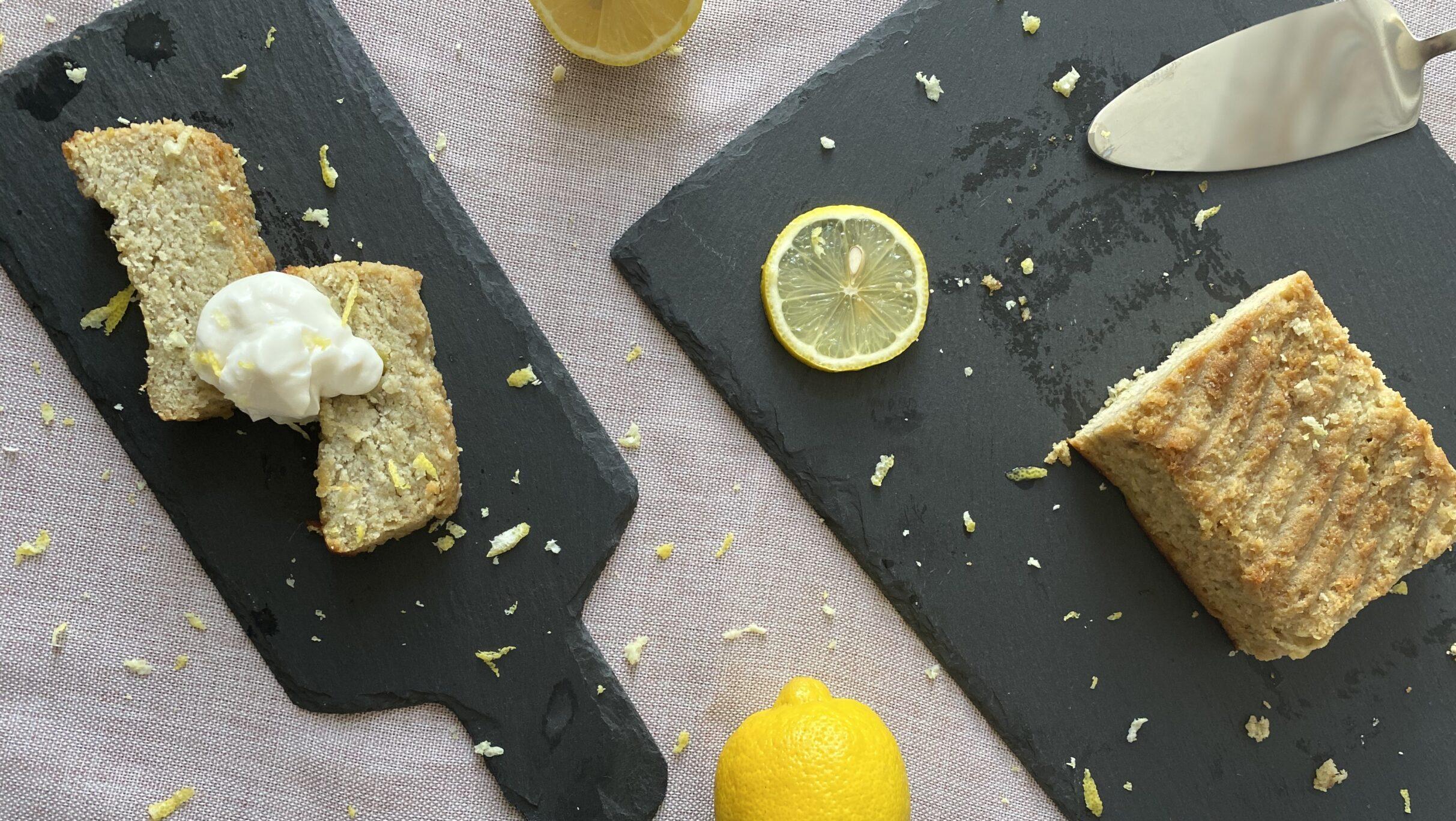 AIP cuketový chlebík bez cukru, lepku a lakt=ozy